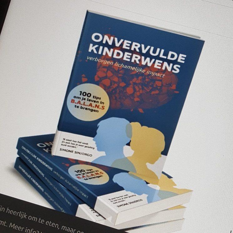 Boek Onvervulde Kinderwens